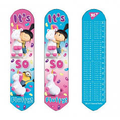Закладка 2D YES Minions Fluffy 706926