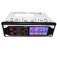 Автомагнитола MP3 3883 ISO 1DIN дисплей, FM, LCD дисплей, USB 2.0, пульт, SD, AUX: 3.5 мм, авто магнитола