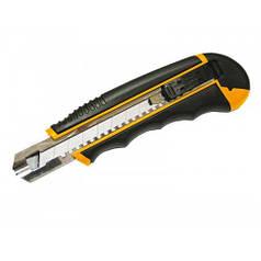 Нож трафаретн. 18мм 6 зап.лезв. в блистере L2500 480100
