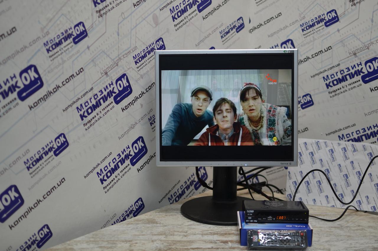 Комплект, Т2 приставка, монітор, телевізор, 17 дюймів