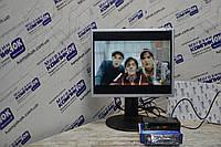 Комплект, Т2 приставка, монітор, телевізор, 17 дюймів, фото 1