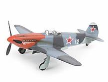 ЯК-3. Сборная модель советского истребителя в масштабе 1/48. ZVEZDA 4814, фото 3