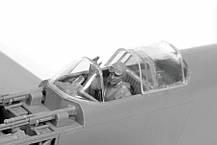 ЯК-3. Сборная модель советского истребителя в масштабе 1/48. ZVEZDA 4814, фото 2