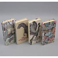 """Блокнот для записей """"The cretaceous period"""" NB5821, 18*10 см, Декорированные блокноты, Блокнот для записей, Блокнот для ескизов, Бизнес блокнот"""
