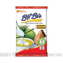 Крахмал из Тапиоки с кокосовым вкусом Bot beo tapioca 1кг (Вьетнам)