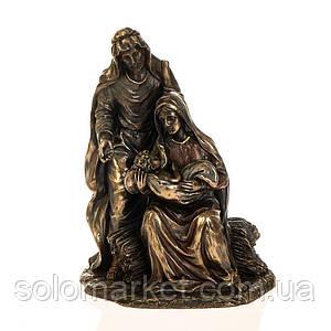 Статуэтка Veronese Рождение Иисуса 18х13 см 77579