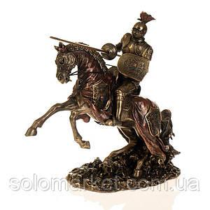 Статуэтка Veronese Римский легионер 23х23х12 см 76395