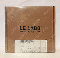 Le Labo Bergamote 22 (Ле Лабо Бергамот 22) парфюмированная вода, 100 мл, фото 1