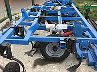 Культиватор КГШ-4 с пружинами и катком, фото 1