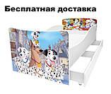 Детская кровать Минни маус Minnie, фото 4