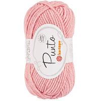 Пряжа Kartopu Punto 369 розовый (Картопу Пунто)