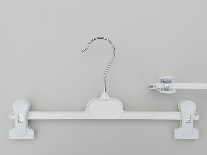 Плічка V-B30 білого кольору, довжина 30 см