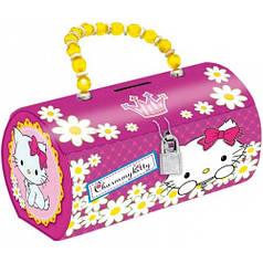 Копилка-сумочка металлическая Чарммикитти. 703990