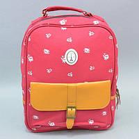 """Городской рюкзак для вещей """"Paris"""" RK01, 37*27*14 см, Рюкзаки из водонепроницаемой ткани, Рюкзаки унисекс, Рюкзак для школы"""
