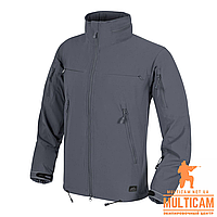 Куртка Windblockers Helikon-Tex® COUGAR QSA™ + HID™ Jacket® - Shadow Grey, фото 1