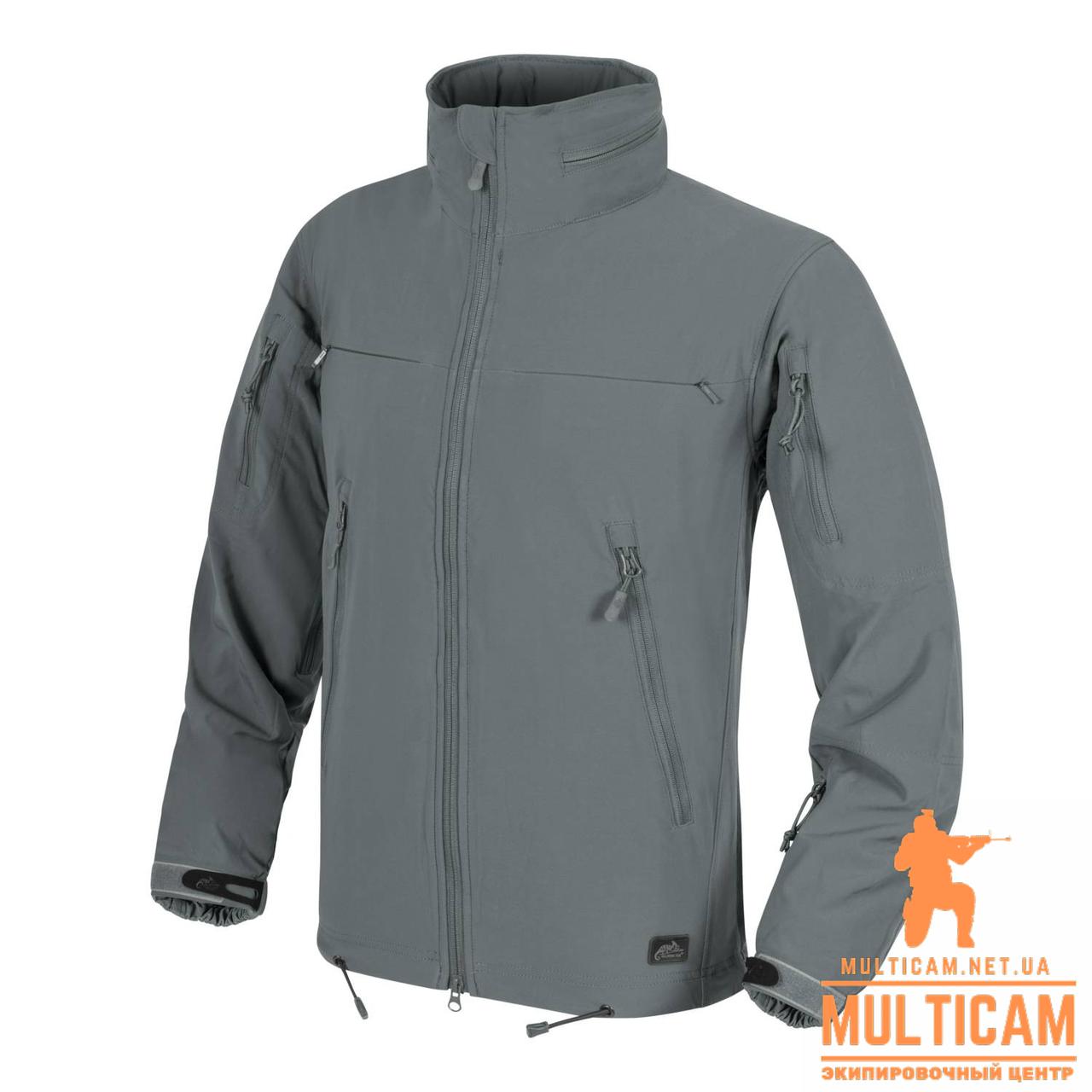 Куртка Windblockers Helikon-Tex® COUGAR QSA™ + HID™ Jacket® - Foliage Green