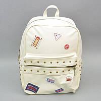 """Городской рюкзак для вещей """"British style"""" RK291, 37*27*17 см, Рюкзак унисекс, Рюкзак для школы, Модный рюкзак, Рюкзак для института"""