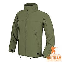Куртка Windblockers Helikon-Tex® COUGAR QSA™ + HID™ Jacket® - Olive Green, фото 1