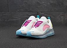 Женские кроссовки Nike Air Max 720. Multicolor, фото 3