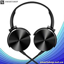 Наушники Extra Bass MDR-XB450 - Проводные стерео наушники с микрофоном, фото 3