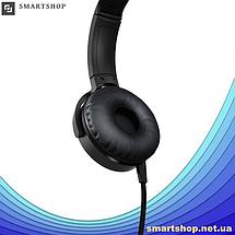 Наушники Extra Bass MDR-XB450 - Проводные стерео наушники с микрофоном, фото 2