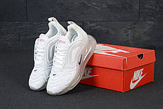 Женские кроссовки Nike Air Max 720. White