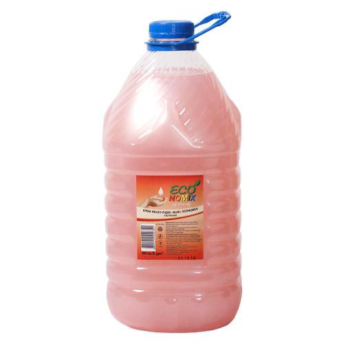 """Жидкое крем-мыло """"RONI"""" ECONOMIX Цветочное (5 л)"""
