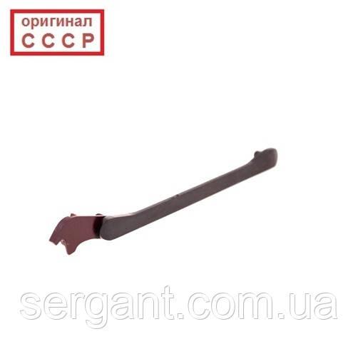 Спусковая тяга с рычагом взвода КРАСНАЯ оригинальная новая для пистолета Макарова ПМ (оригинал СССР)