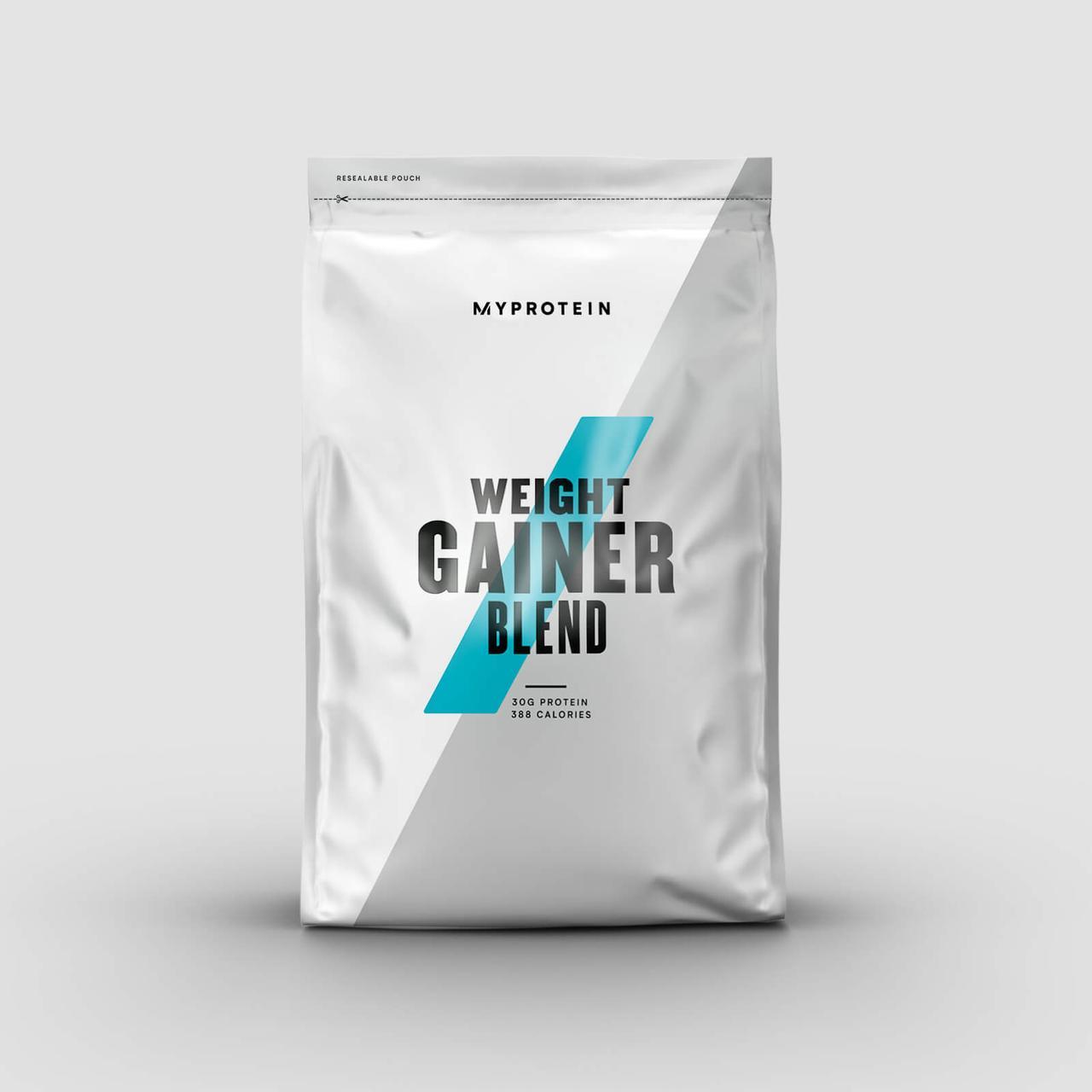 Гейнер MyProtein Weight Gainer Blend 2,5 kg со вкусом