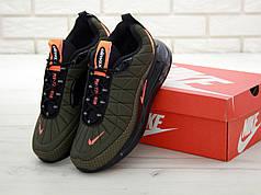 Мужские кроссовки Nike Air Max 720 - 818 Khaki . ТОП Реплика ААА класса.