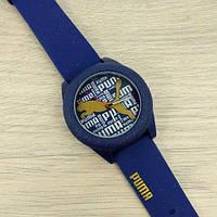 Стильные женские часы Puma синие