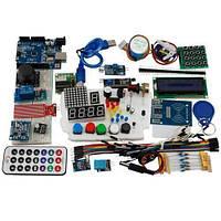 Набор для сборки Arduino Uno R3 обучающий (006046) КОД: 006046