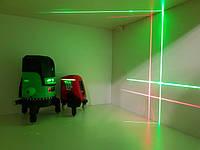 Двухлинейные лазерные уровни