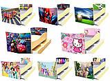 Детская кровать Фантазия бабочки светлячки волшебство, фото 8