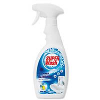 """Средство для мытья ванной комнаты и сантехники""""Super Wash"""" (0,5 л)"""