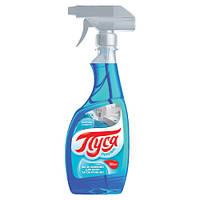 """Средство для мытья ванной комнаты и сантехники """"Пуся"""" Морская свежесть (0,5 л)"""