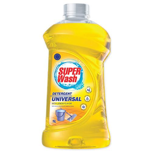 """Средство для мытья поверхностей """"Super Wash"""" универсальное (1 л)"""