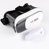 Очки виртуальной реальности VR BOX 2.0 + пульт (100074)