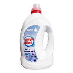 """Кондиционер-ополаскиватель """"Super Wash Sensitive""""  (4 л)"""
