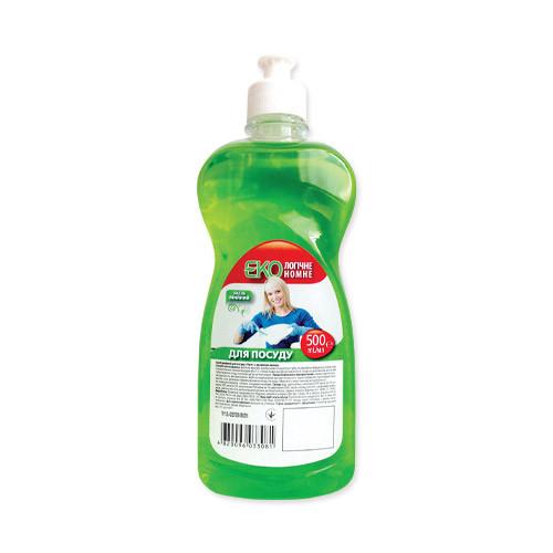 Моющее средство для мытья посуды Пуся-Эконом - 0.5 л