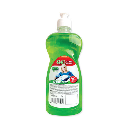Засіб для миття посуду Пуся-Економ - 0.5 л