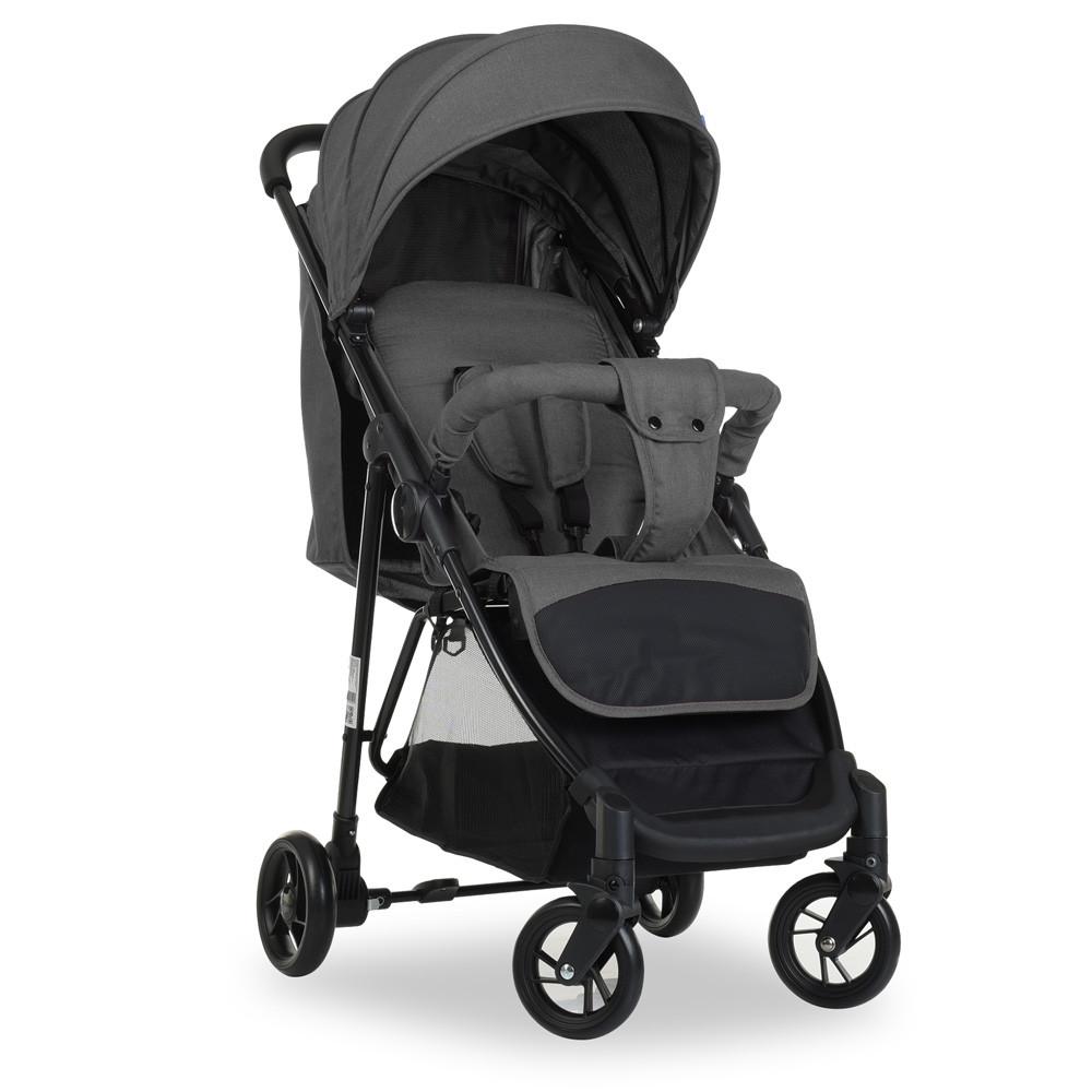 Детская прогулочная коляска M 4249 Dark Gray Гарантия качества Быстрота доставки