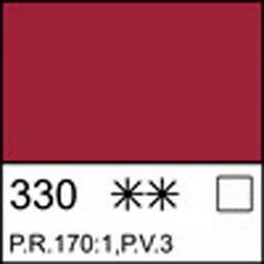 Краска масляная ЛАДОГА кармин (А), 120мл ЗХК 351695