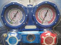 Двухвентильный манометрический коллектор. , фото 1