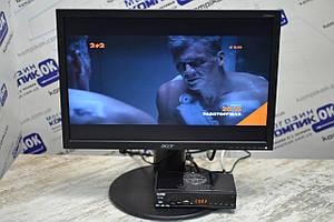 Комплект, Т2 приставка, монитор, телевизор, 19 дюймов 16:9