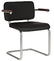 Офисный стул SYLWIA lux arm chrome