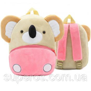 Детский плюшевый рюкзак Kakoo Коала (оригинал)