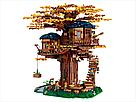"Конструктор Bela 11364 ""Будинок на дереві"" (аналог Lego Ideas 21318), 3056 деталей, фото 5"