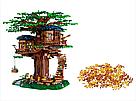 "Конструктор Bela 11364 ""Будинок на дереві"" (аналог Lego Ideas 21318), 3056 деталей, фото 2"