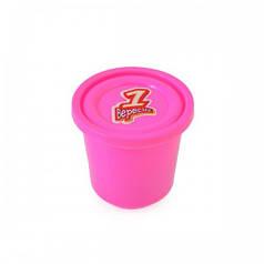 Пластилиновая паста Веселое тесто, 60гр розовая 540465